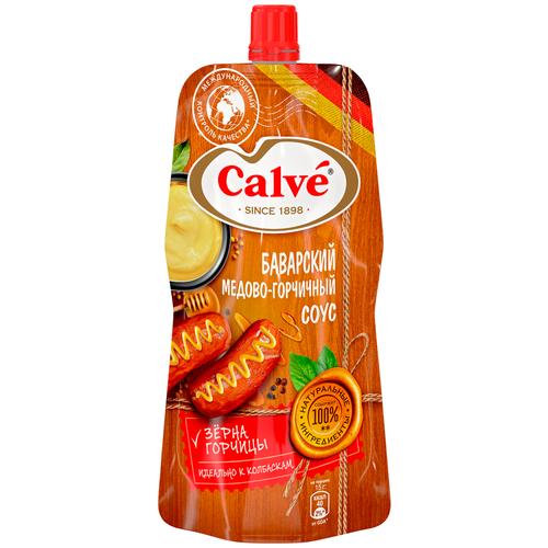 Соус Calve Баварский медово-горчичный, 230 г соус calve сливочно чесночный 230 г