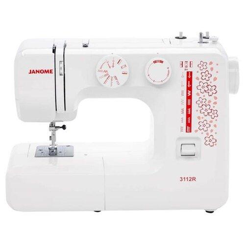 Швейная машинка Janome 3112R