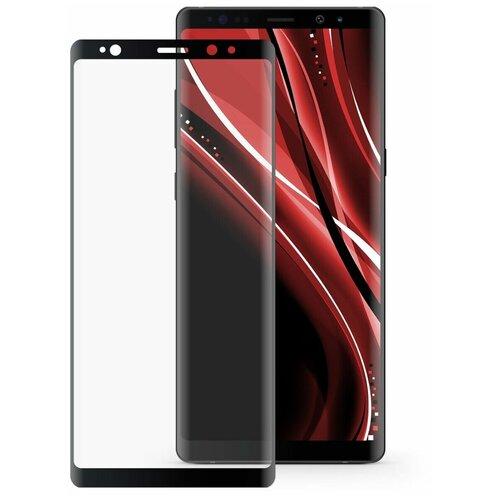 Защитное стекло Mobius 3D Full Cover Premium Tempered Glass для Samsung Galaxy Note 9 черный защитное стекло mobius 3d full cover premium tempered glass для samsung galaxy a6 2018 черный