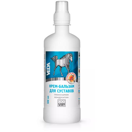 Крем ЗООVIP для суставов лошадей с глюкозамином и хондроитином, 500 мл