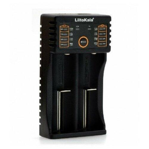 Фото - Универсальное зарядное устройство LiitoKala Li201 зарядное устройство liitokala lii 202