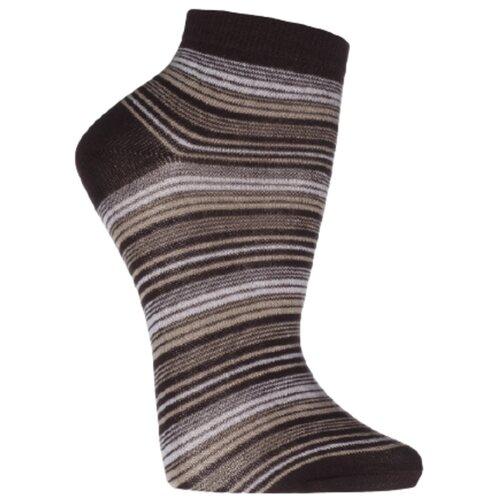 Носки женские Гамма С438, Коричневый, 23-25 (размер обуви 36-40)