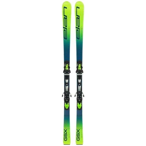 Горные лыжи детские без креплений Elan GSX Team Plate (19/20), 134 см