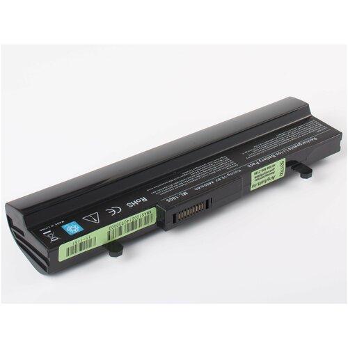 Аккумуляторная батарея Anybatt 11-U2-1151 4400mAh для Asus Eee PC 1005PE, Eee PC 1005HAG, Eee PC 1001PG, Eee PC 1001HAG, Eee PC 1101, Eee PC 1005PR, Eee PC 1005H, Eee PC 1001PQ, Eee PC 1005HAB, Eee PC R105, Eee PC 1005HA-V, Eee PC R101