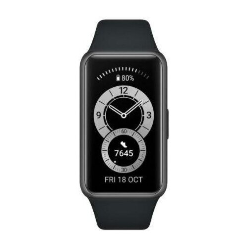 Фитнес браслет Huawei Band 6 Graphite black