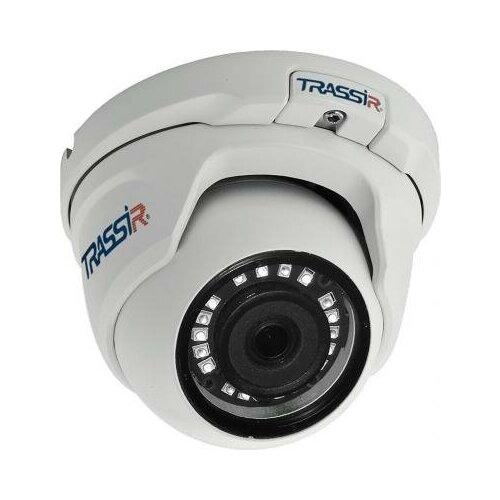 Trassir Видеокамера IP Trassir TR-D2S5 2.8-2.8мм цветная корп.:белый