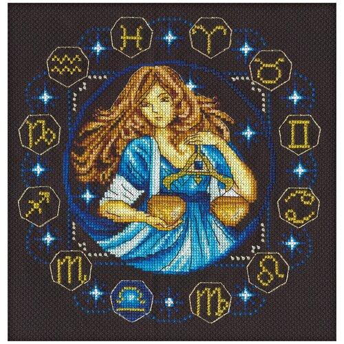 Фото - Набор для вышивания PANNA ZN-0928 ( ЗН-0928 ) Знаки Зодиака. Весы dl 0928