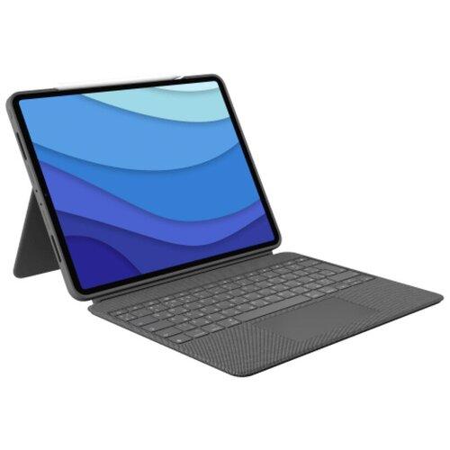 Клавиатура Logitech Keyboard Combo Touch для iPad Pro 12,9