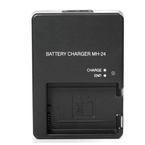 Фото - Зарядное устройство от сети MyPads MH-24 от сети для аккумуляторных батарей EN-EL14/ EN-EL14A фотоаппарата Nikon D5200/D5600/Df/D3500 сумка nikon crumpler slr для d3200 d3300 d3400 d5100 d5200 d5300 d5500 d5600