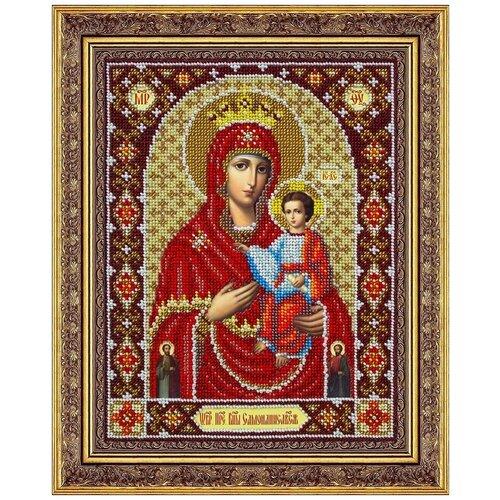 Купить Набор для вышивания Паутинка Б-1091 Пр.Богородица Самонаписавшася 26 х 20 см 1 шт., Наборы для вышивания