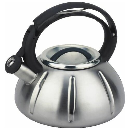 Чайник металлический Bekker Premium, 3 л. BK-S536 кастрюля bekker bk 1595 premium 7 3 л