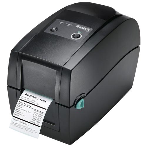 Фото - Godex RT200, термо/термотрансферный принтер, 203 dpi, ширина 2.24, и/ф USB+RS232+Ethernet (011-R20E02-000) godex rt863i