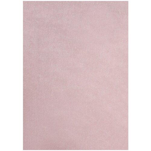 Дизайн-бумага Комус Стардрим розовый кварц, (А4, 285 г)