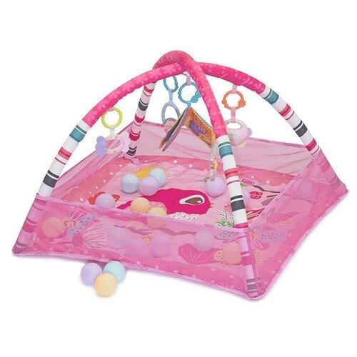 Купить Развивающий коврик Funkids Play Ground Gym (CC9036/CC9038/CC9040), Развивающие коврики
