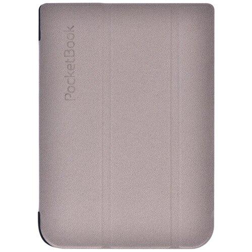 Аксессуар Чехол для PocketBook 740 Light Grey PBC-740-LGST-RU аксессуар чехол bookcase для pocketbook 740 740 pro 740 color scenery bc 740 stand print pezh