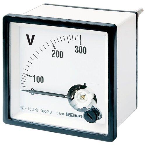 Вольтметр В72П 300В-1,5 SQ1102-0133