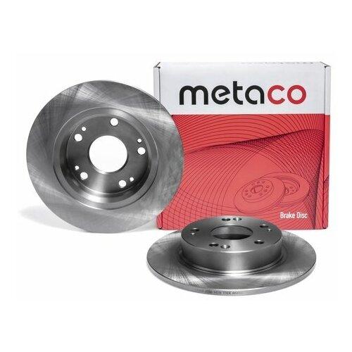 Диск тормозной задний (Производитель: METACO 3060020)