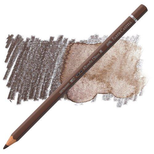 Faber-Castell Акварельные карандаши Albrecht Durer, 6 шт. (117676) 176 Ван Дик коричневый