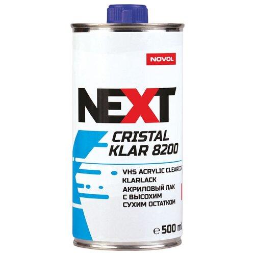 Лак NOVOL Cristal Klar 8200 500 мл