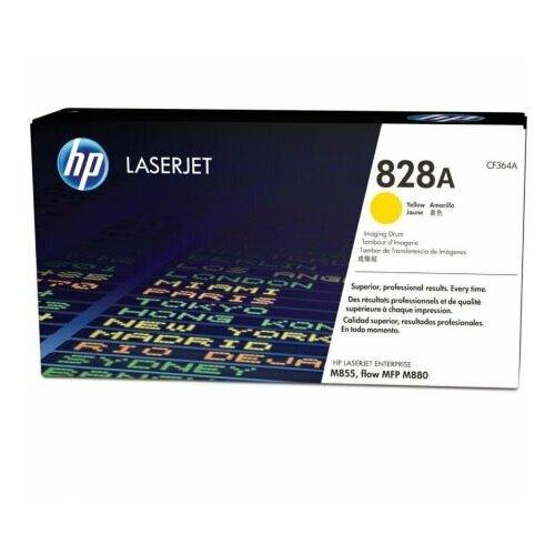 Фото - Фотобарабан Hewlett-Packard CF364A (HP 828A) Yellow сервисный комплект hewlett packard c8058a для hp laser jet 4100 series