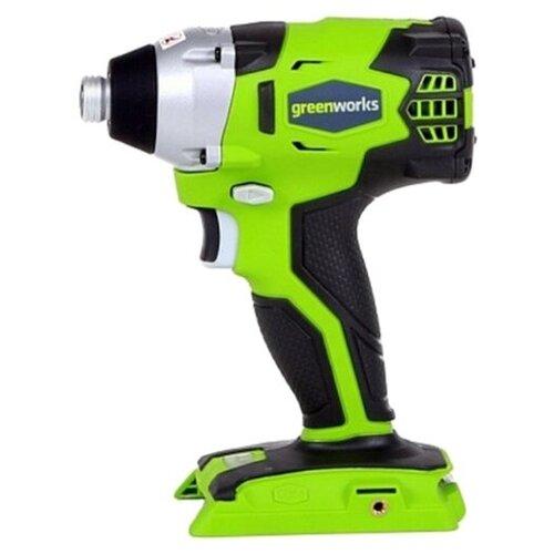 Винтоверт аккумуляторный ударный (без АКБ и ЗУ) Greenworks GD24ID 32067
