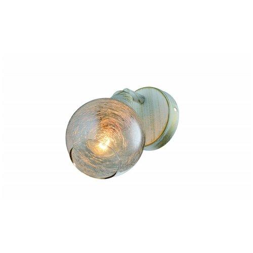 Rivoli 7013-701 Rivoli Спот Acate W1 белый с золотом Е14*1 40W (20/180)