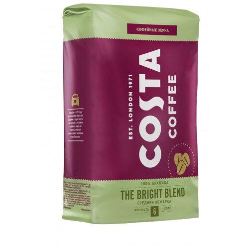coffee 1889 premium blend 1 kg Кофе Costa Coffee Bright Blend в зернах, 1 кг