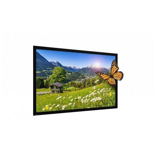 Экран для проектора Projecta HomeScreen Deluxe (10600520), black