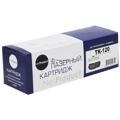 Картридж NetProduct для Kyocera Mita FS-1030D, DN (7200 стр.) TK-120
