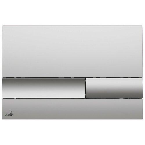 Кнопка смыва AlcaPLAST M1732 xром-мат кнопка смыва alcaplast m1732 xром мат