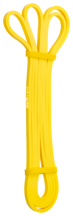 Стоит ли покупать Эспандер лента Starfit ES-802 (1-10 кг) 208 х 0.64 см? Отзывы на Яндекс.Маркете
