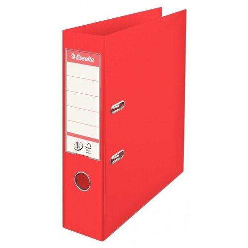 Купить Esselte Папка-регистратор No.1 Power А4, полипропилен, 75 мм красный, Файлы и папки