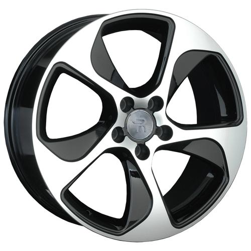 Фото - Колесный диск Replay VV186 8х18/5х130 D71.6 ET53, BKF колесный диск replay fd146 8х18 5х114 3 d63 3 et44 bkf