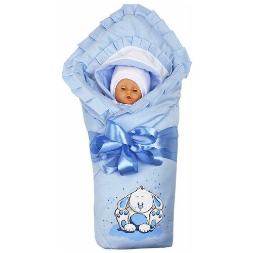 конверты на выписку babyglory комплект на выписку день рождения весна осень 4 предмета Комплект на выписку новорожденного Babyglory Непоседа 5 предметов (весна-осень ) голубой