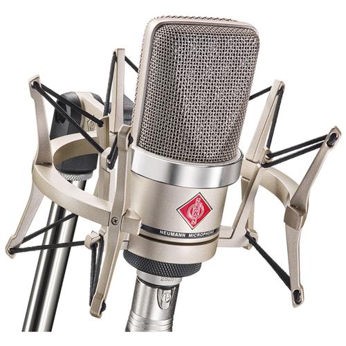 Микрофон Neumann TLM 102 STUDIO SET, nickel