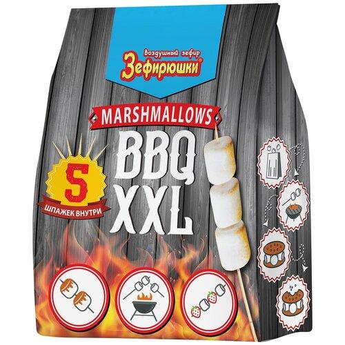 Маршмеллоу Зефирюшки BBQ XXL со вкусом ванили, 200 г недорого