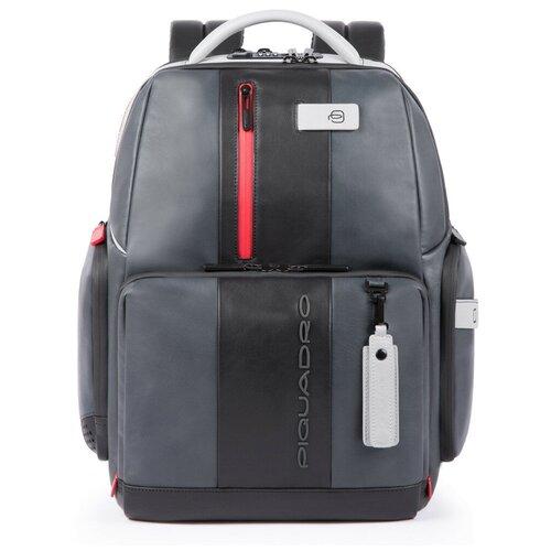 Рюкзак PIQUADRO Urban CA4550UB00BM серый/черный рюкзак piquadro ca4443br черный