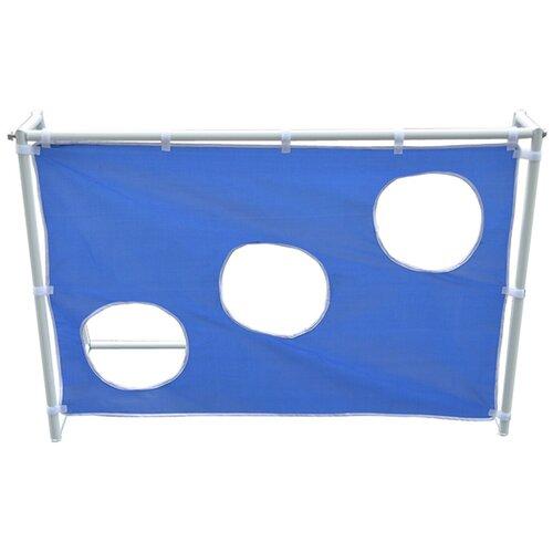 Фото - Ворота DFC GOAL240T, размер 240х150 см белый ворота dfc goal180st размер 180х90 см белый