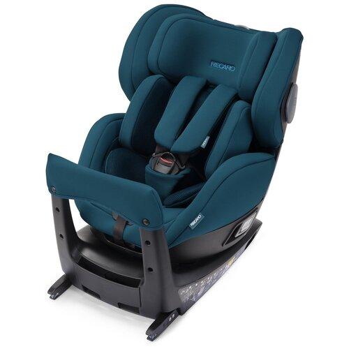 Автокресло группа 0/1 (до 18 кг) Recaro Salia, Select Teal Green автокресло recaro salia гр 0 1 расцветка select teal green 00089025410050