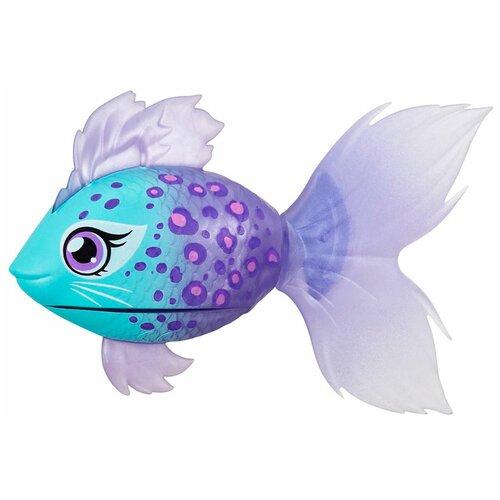 Купить Little Live Pets Волшебная рыбка Lil' Dippers Голубая 26157, Роботы и трансформеры