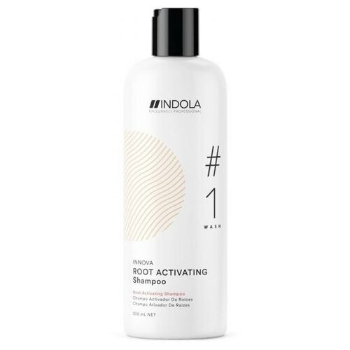 Фото - Шампунь Indola Innova Care Root Activating Shampoo Шампунь активирующий рост волос 300 мл. шампунь для восстановления поврежденных волос indola innova repair shampoo 300 мл