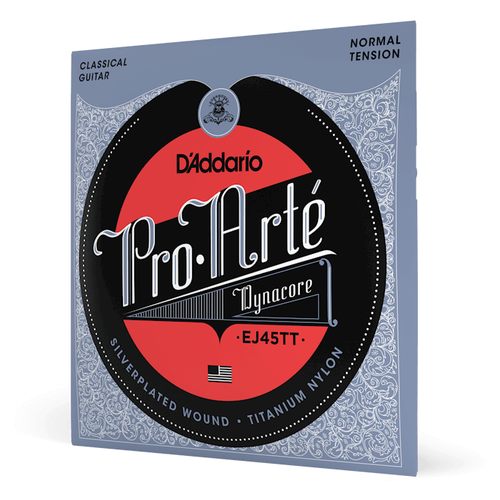 D'ADDARIO EJ45 TT Струны для классической гитары