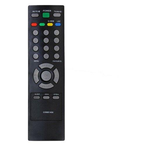 Пульт ДУ Luazon 3648797 для для телевизоров LG 21FG5RL / 21FJ7AG / 21FJ8RL / 21FS4RG-TS / 21FS6RG / 21FS7RG черный