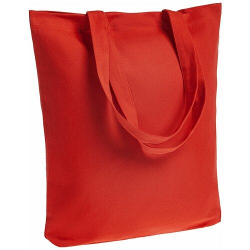 Сумка-шоппер Avoska, красная