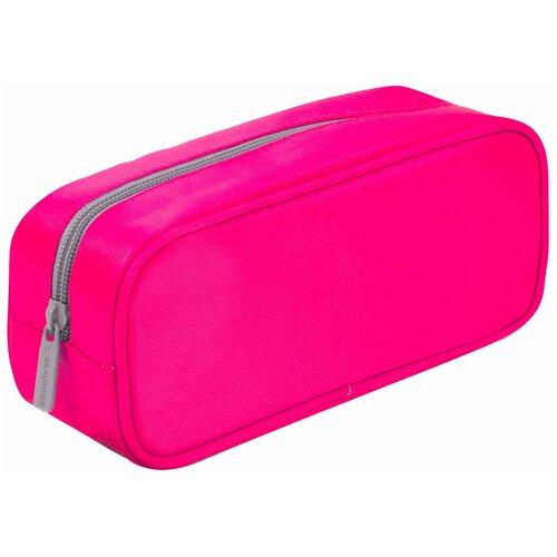 Фото - BRAUBERG Пенал-косметичка King Size розовый пенал косметичка brauberg тайм