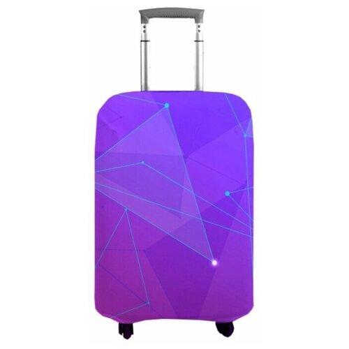 чехол на чемодан 18319 s 55 см Чехол на чемодан 18360, S (55 см)