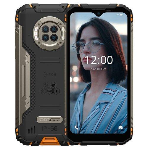 Фото - Смартфон DOOGEE S96 Pro, оранжевый смартфон doogee s58 pro fire orange
