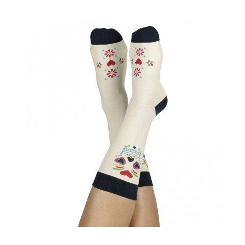 Носки Doiy, Calaca, белые