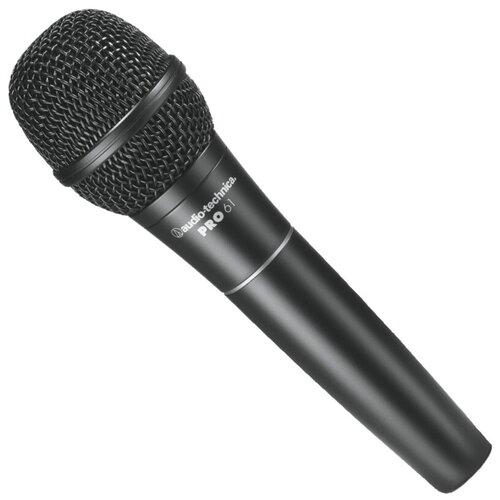Микрофон Audio-Technica PRO 61, черный
