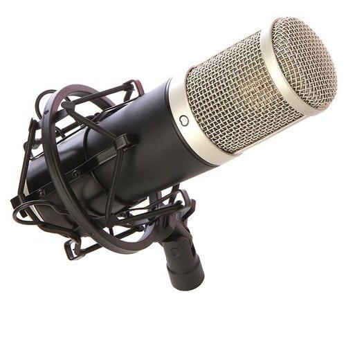 Микрофон Recording Tools MCU-02, черный